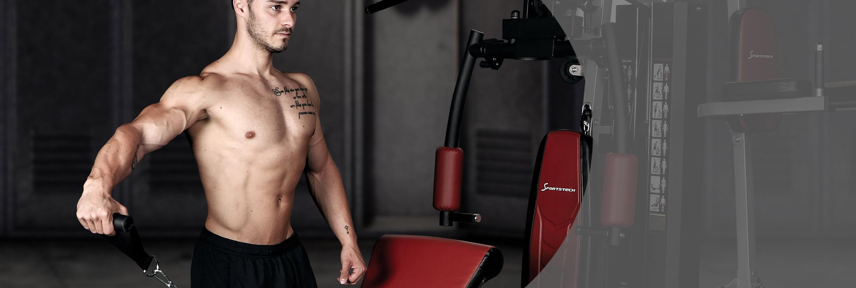 Sportstech Ejercicios de pesas